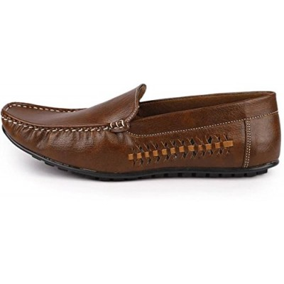ad466cca7b8 Andrew Scott Men s Brown Synthetic Leather ...