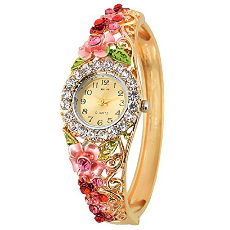 6600bce44f Buy Horse Head Analogue Multi-Colour Round Dial Women's Watches_Hh21 ...