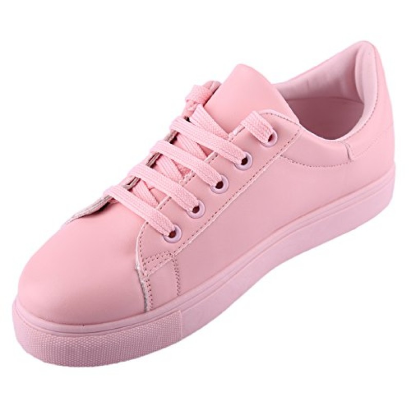 34e173036 Buy Irsoe Women's Pink Synthetic Casual Shoes - 37 Shop Online ...