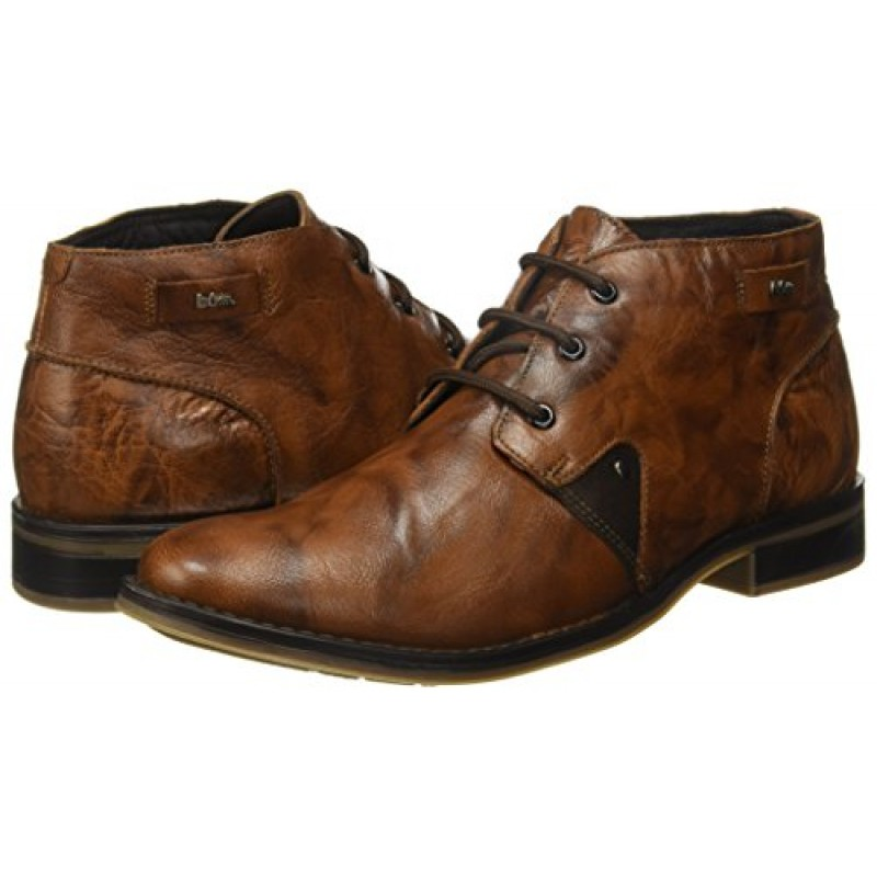 d0e8eadcf42 Lee Cooper Men s Boots  Buy Online at Low Prices in India - Amazon.in