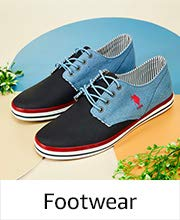 Mens Shoes Footer